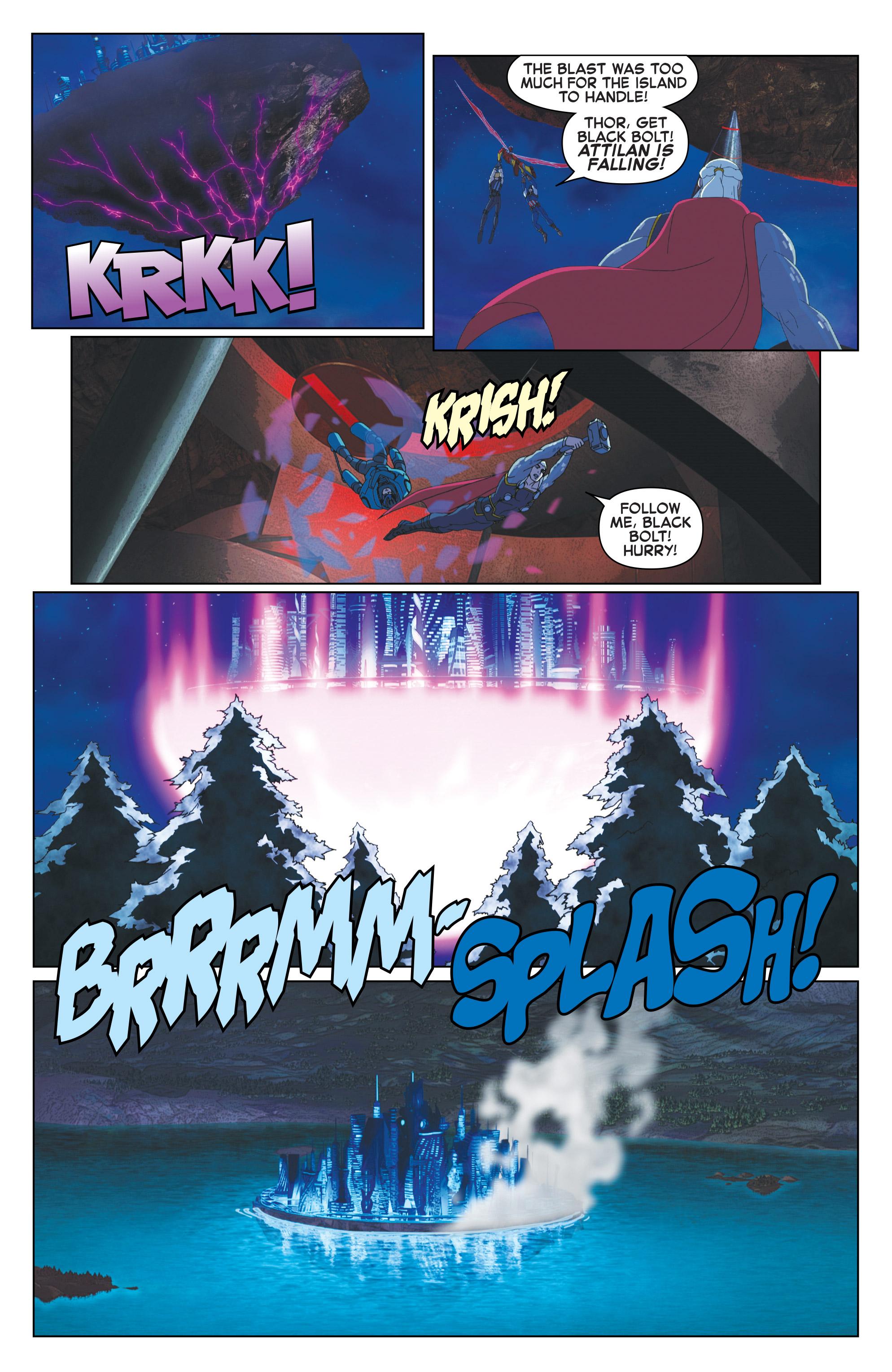 Read online Marvel Universe Avengers: Ultron Revolution comic -  Issue #10 - 21