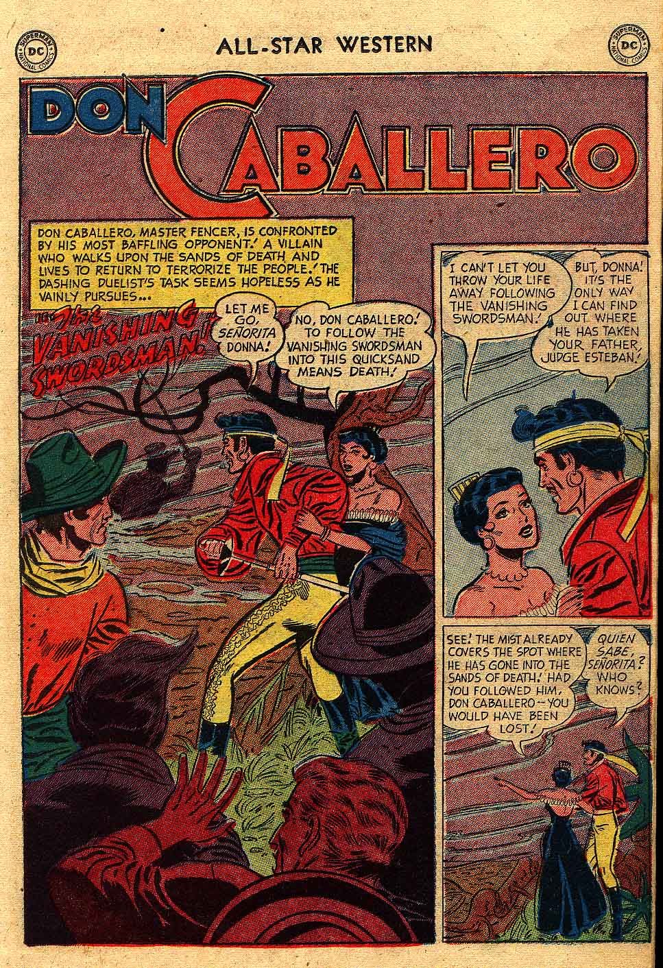 Read online All-Star Western (1951) comic -  Issue #62 - 13
