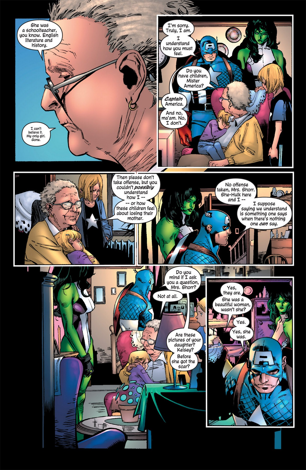 Read online Avengers (1998) comic -  Issue #81 - 3