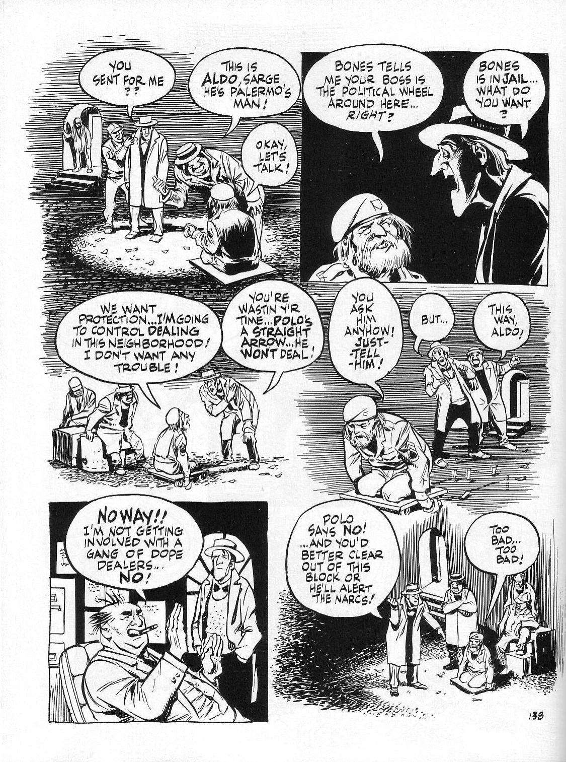 Read online Dropsie Avenue, The Neighborhood comic -  Issue # Full - 140