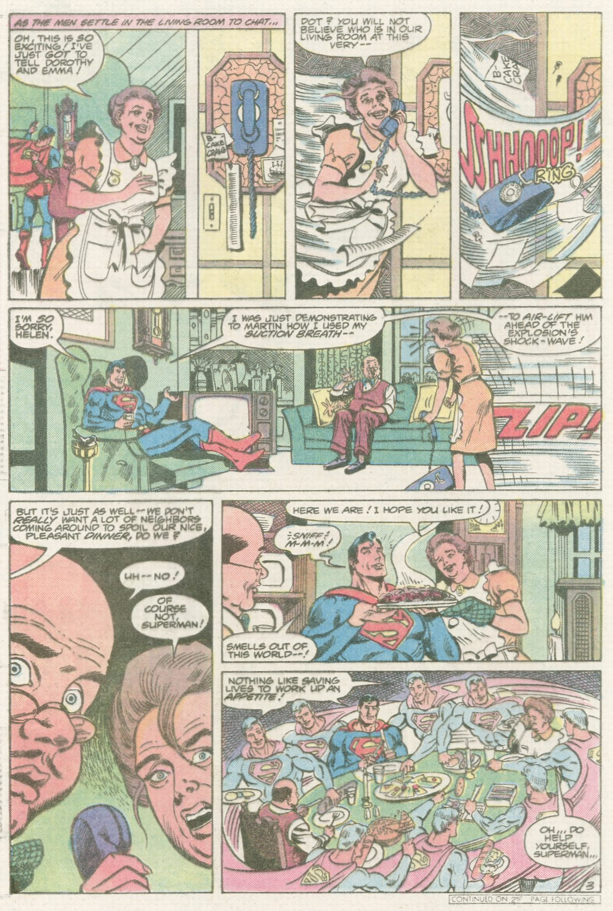 Read online Action Comics (1938) comic -  Issue #570 - 22