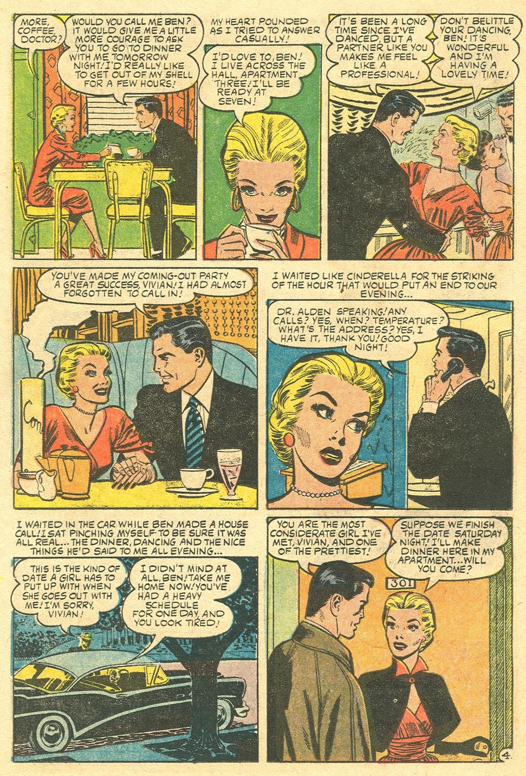 Love Romances (1949) issue 48 - Page 14