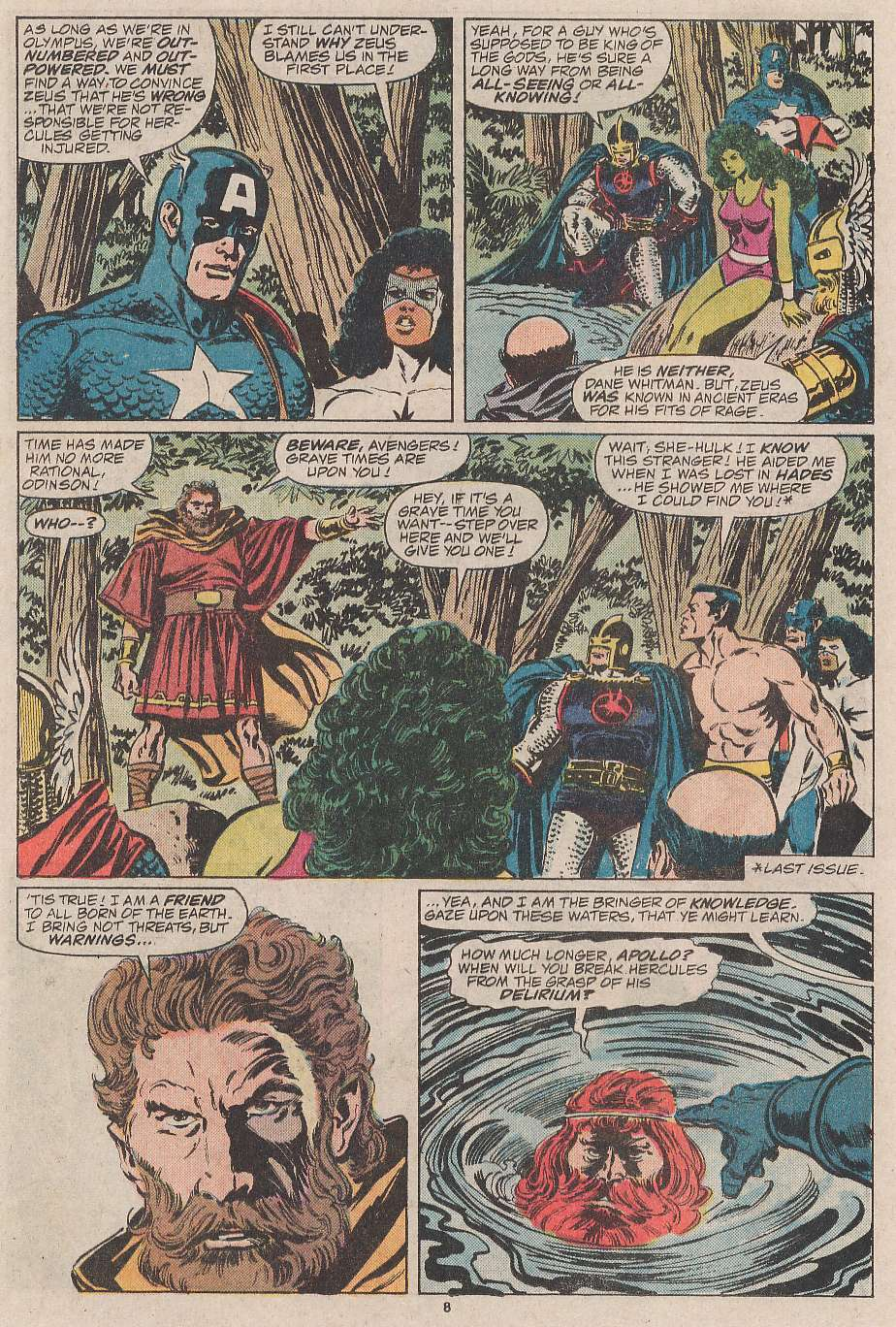 The Avengers (1963) 283 Page 8