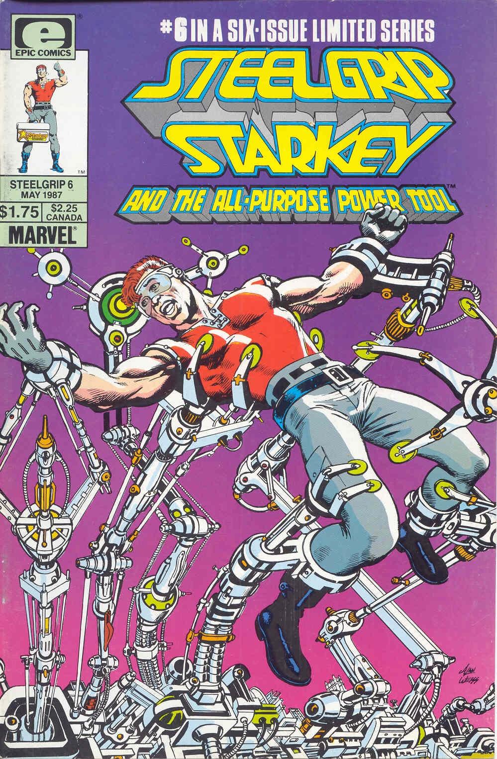 Steelgrip Starkey 6 Page 1