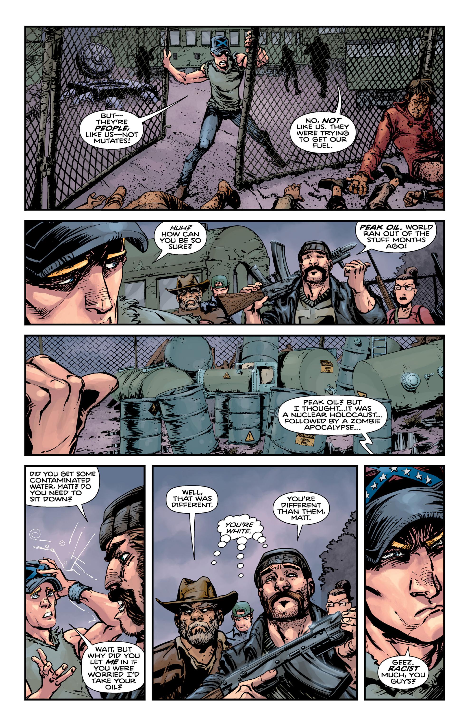 Read online Brain Boy:  The Men from G.E.S.T.A.L.T. comic -  Issue # TPB - 61