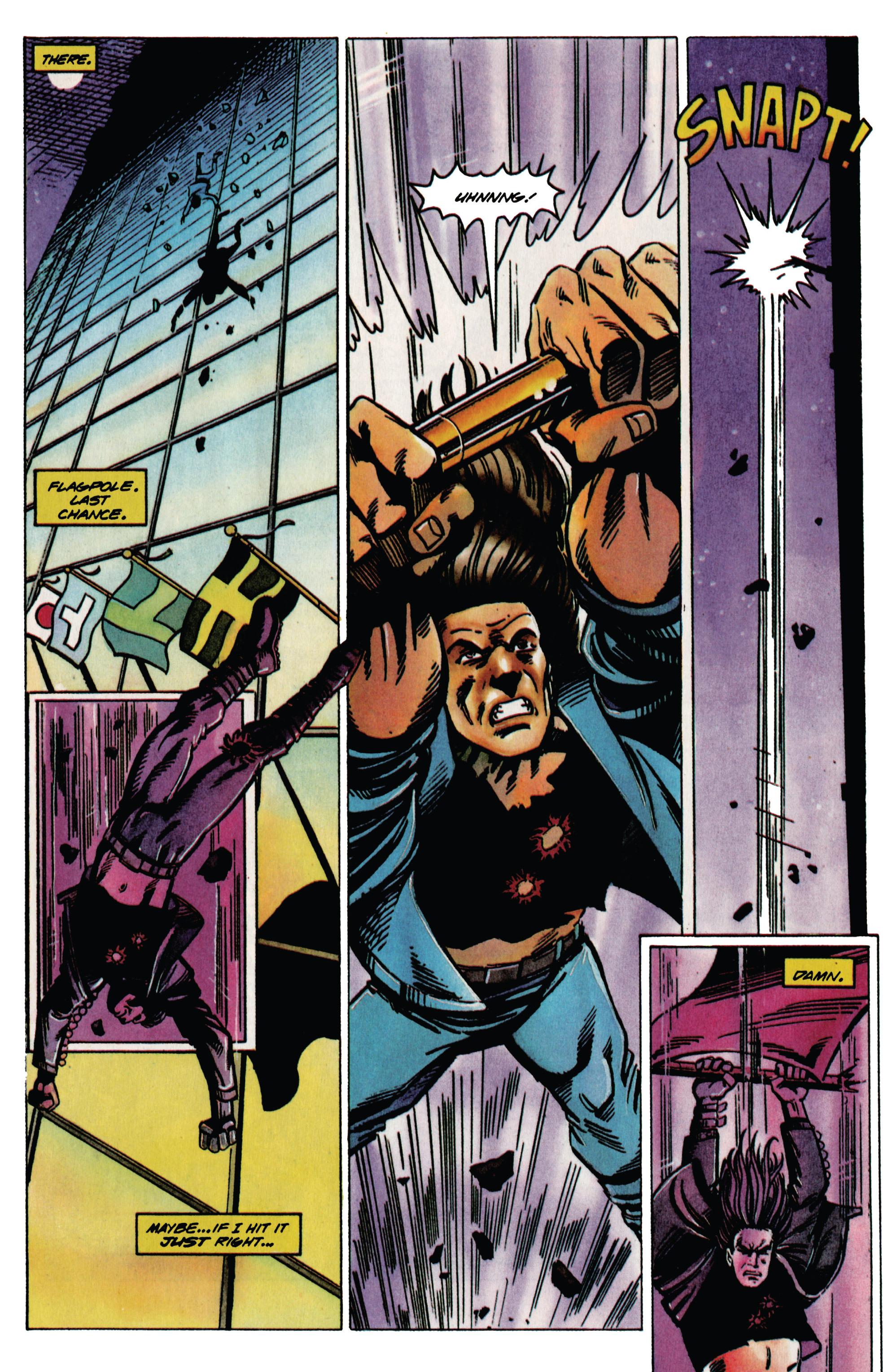 Read online Eternal Warrior (1992) comic -  Issue #30 - 9