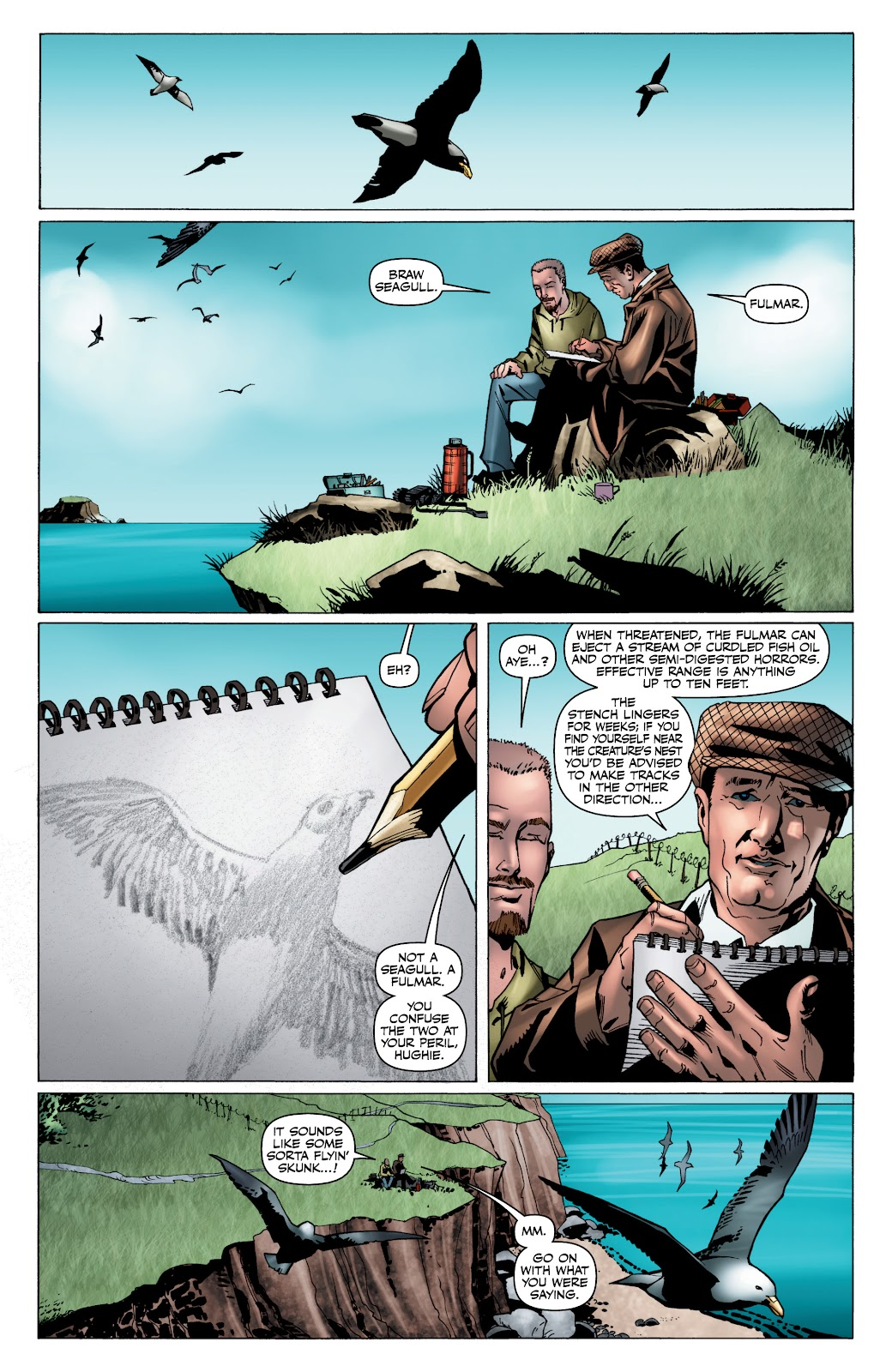 Read online The Boys Omnibus comic -  Issue # TPB 4 (Part 3) - 38