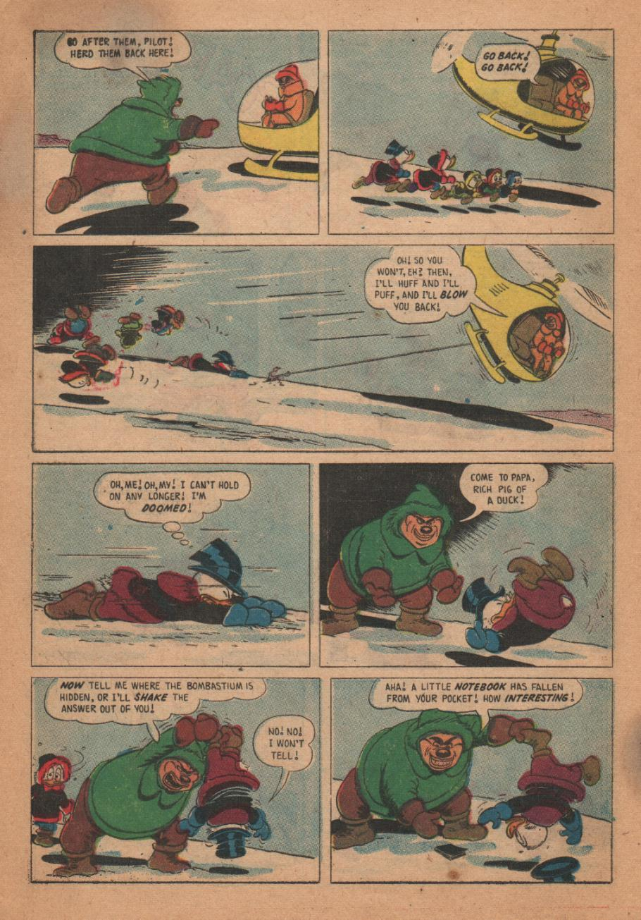 Read online Uncle Scrooge (1953) comic -  Issue #17 - 24