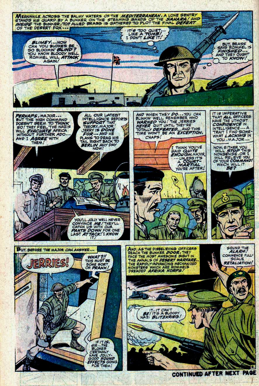 Read online Sgt. Fury comic -  Issue #43 - 6