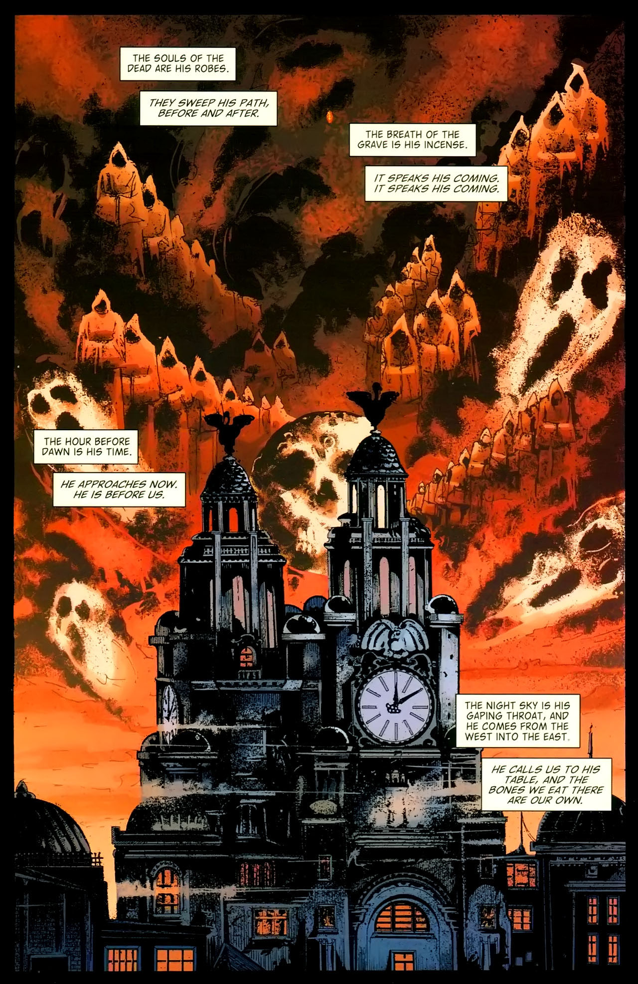 Read online John Constantine Hellblazer: All His Engines comic -  Issue # Full - 10