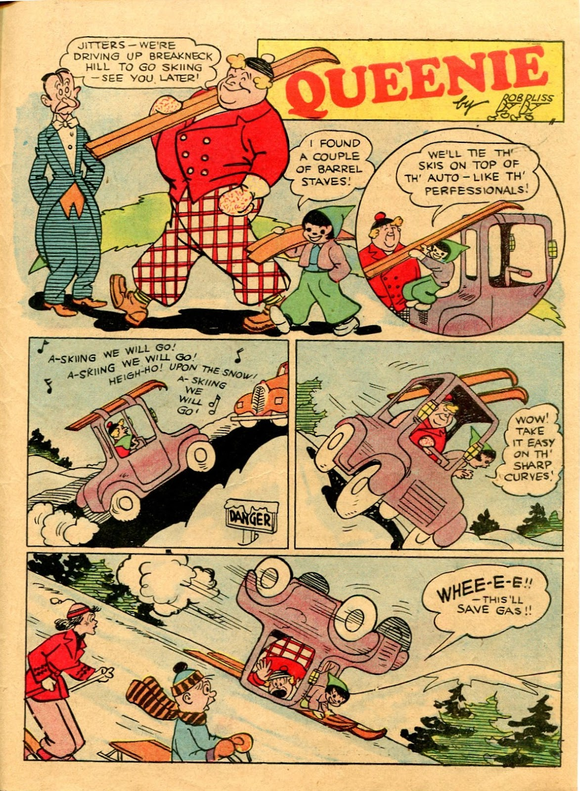 Read online Famous Funnies comic -  Issue #56 - 59