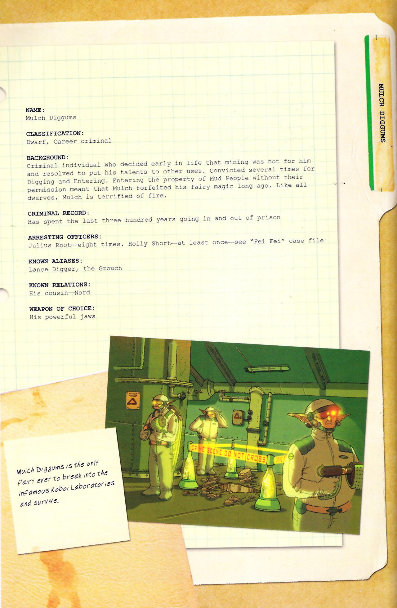 Read online Artemis Fowl: The Graphic Novel comic -  Issue #Artemis Fowl: The Graphic Novel Full - 85