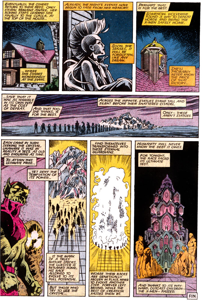 Uncanny X-Men (1963) issue _Annual_11 - Page 41