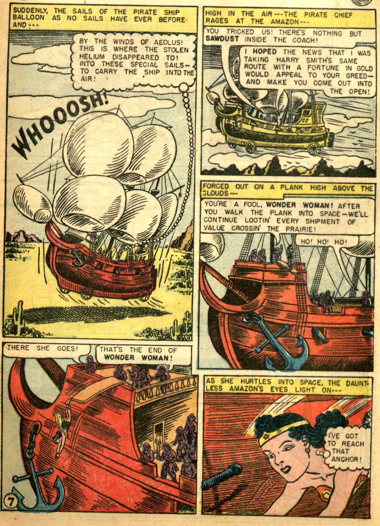 Read online Wonder Woman (1942) comic -  Issue #73 - 9