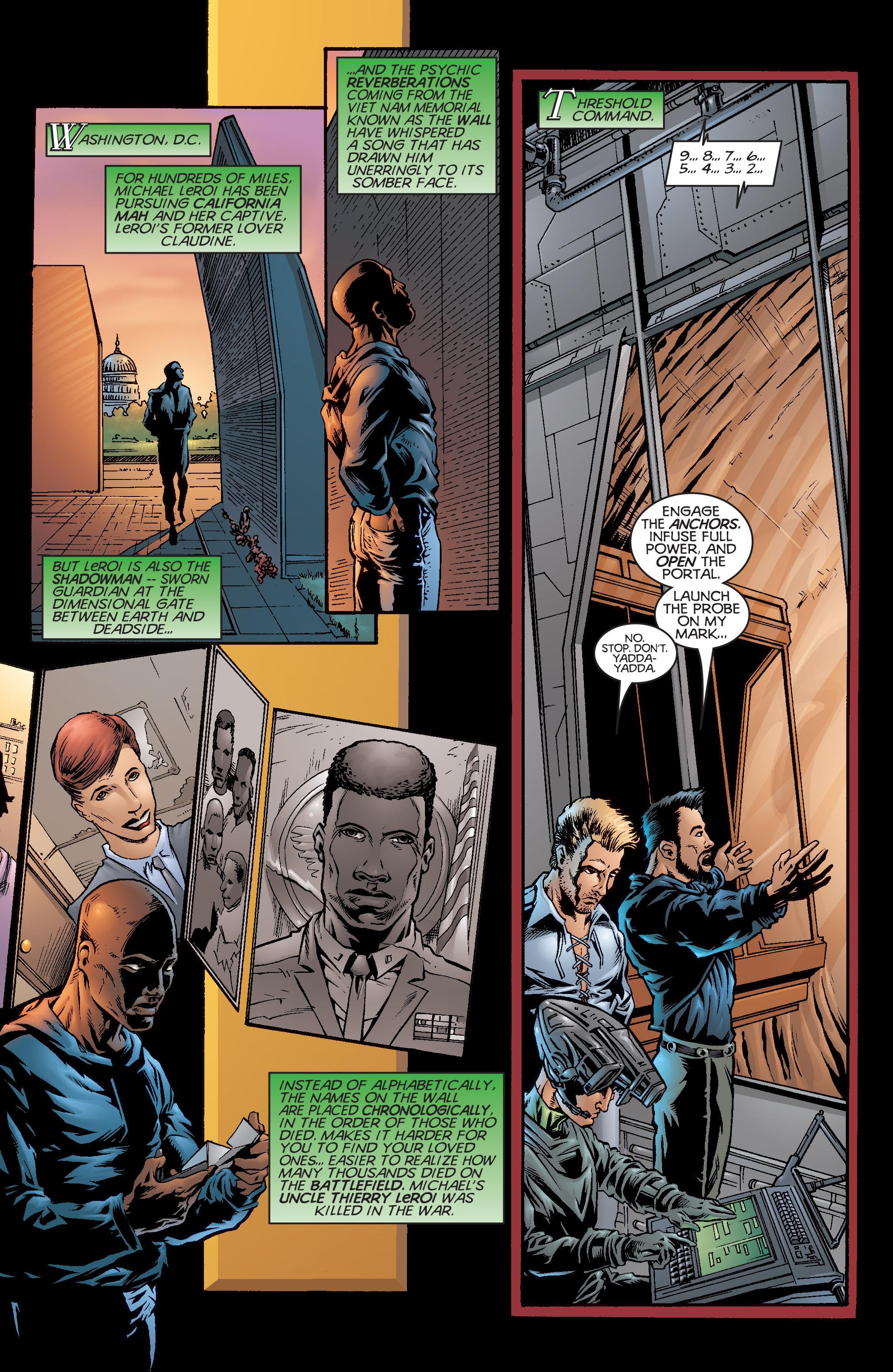 Read online Shadowman (1997) comic -  Issue #20 - 4