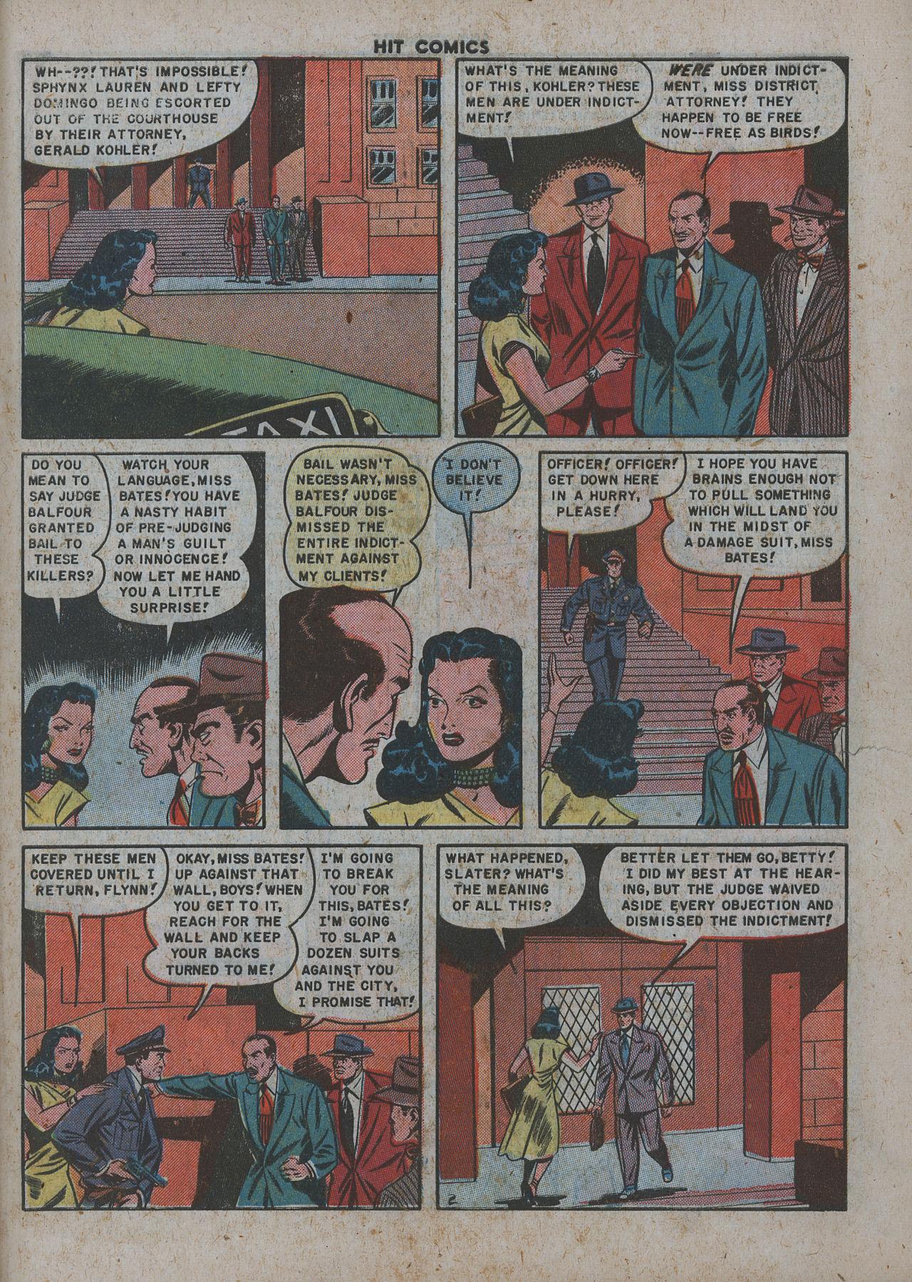 Read online Hit Comics comic -  Issue #63 - 29