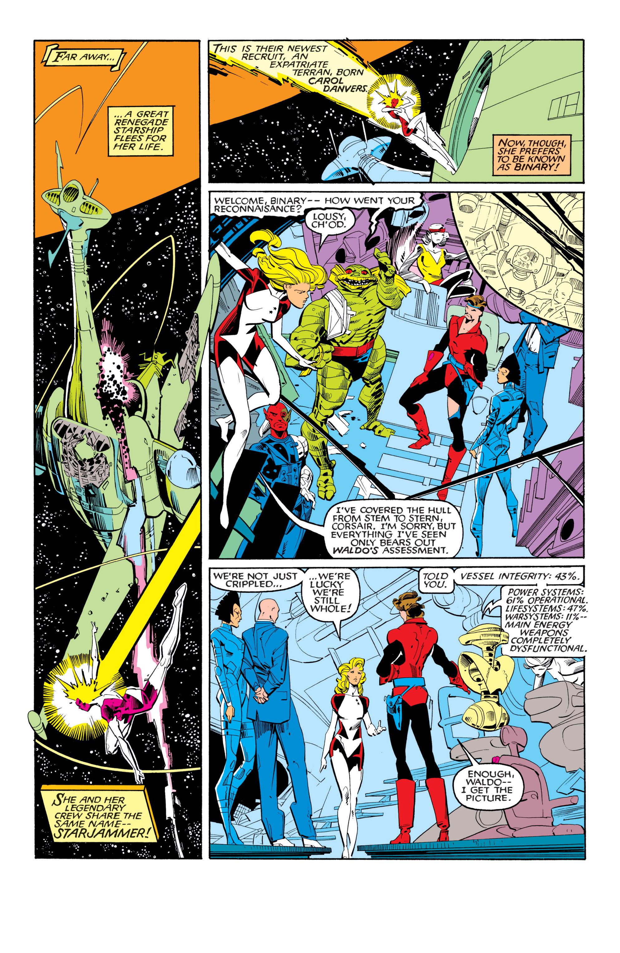 Read online Uncanny X-Men (1963) comic -  Issue #201 - 7