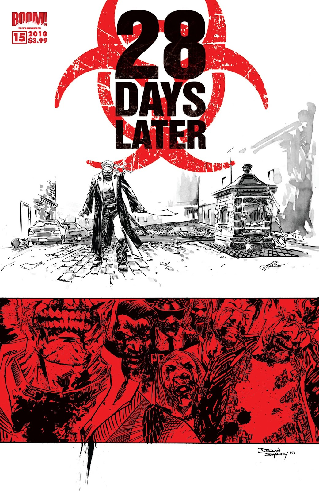 28 Days Later issue 15 - Page 1
