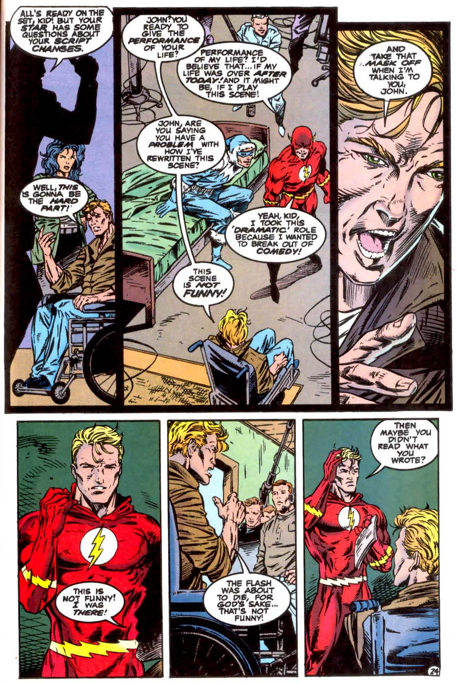 Read online The Flash (1987) comic -  Issue # _Annual 7 - 25