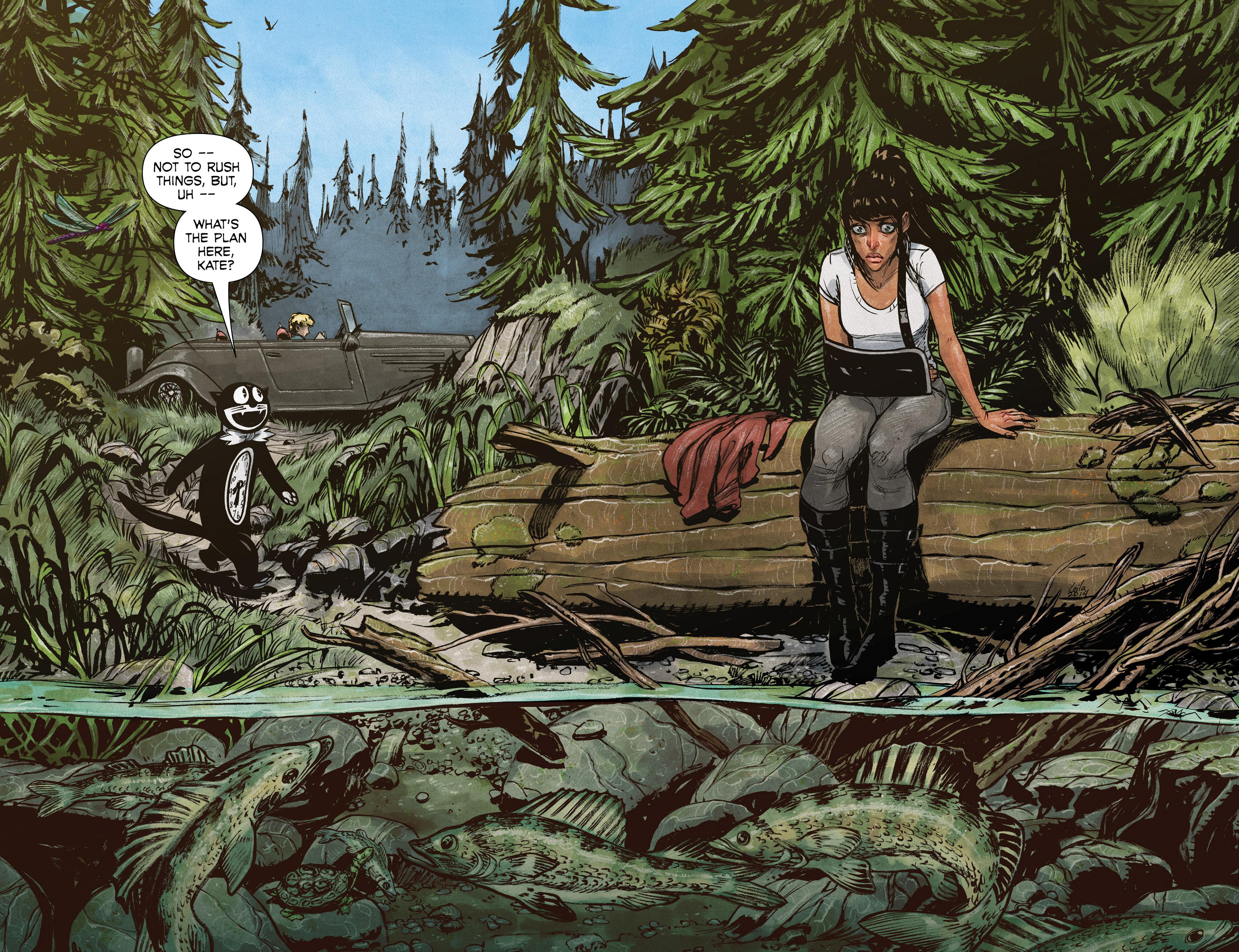 Read online Shutter comic -  Issue #6 - 2