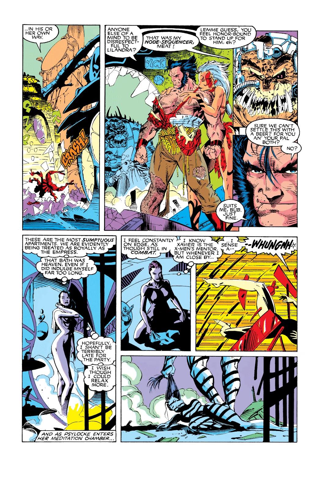 Uncanny X-Men (1963) issue 275 - Page 36