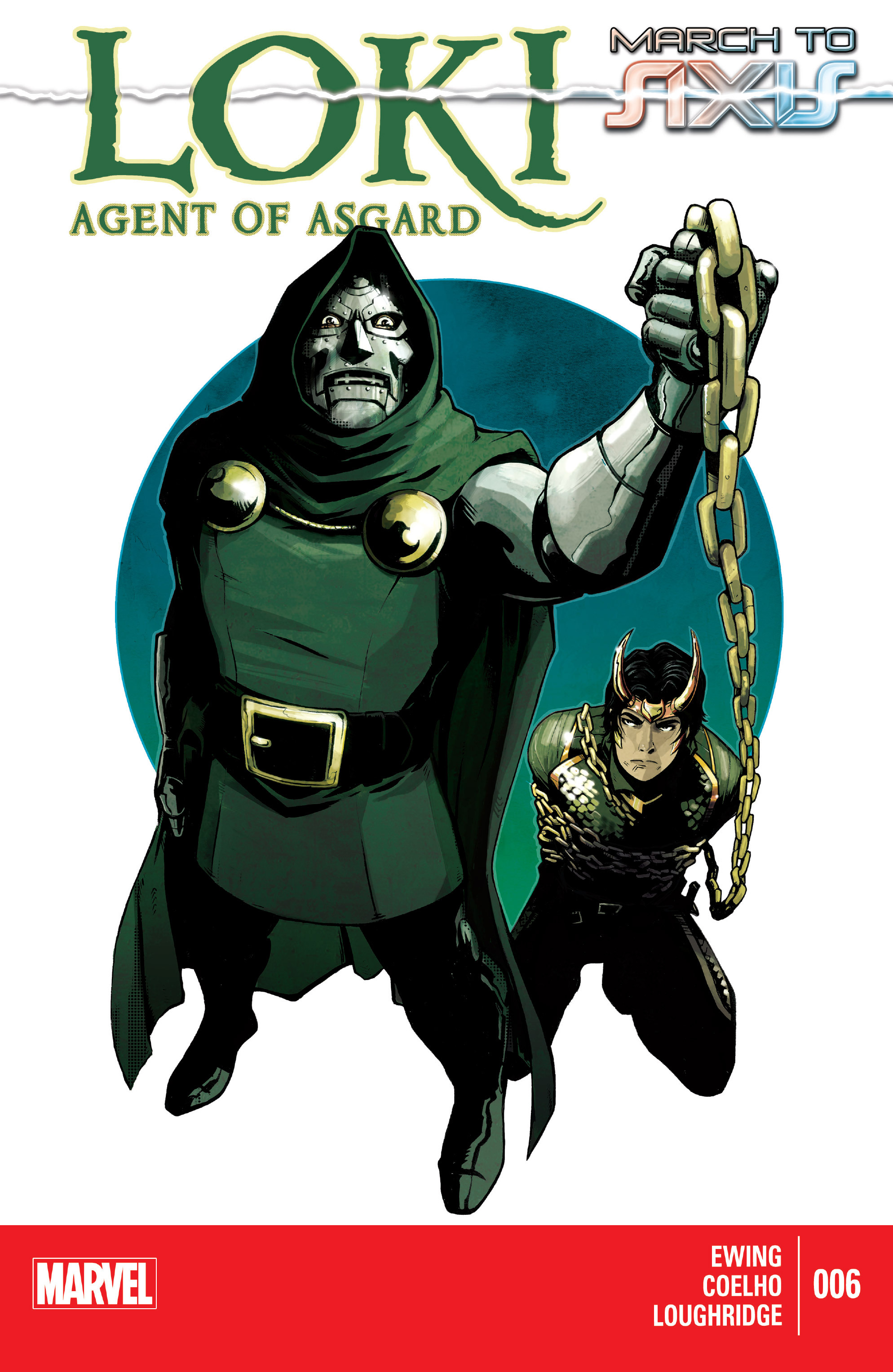 Loki: Agent of Asgard 6 Page 1