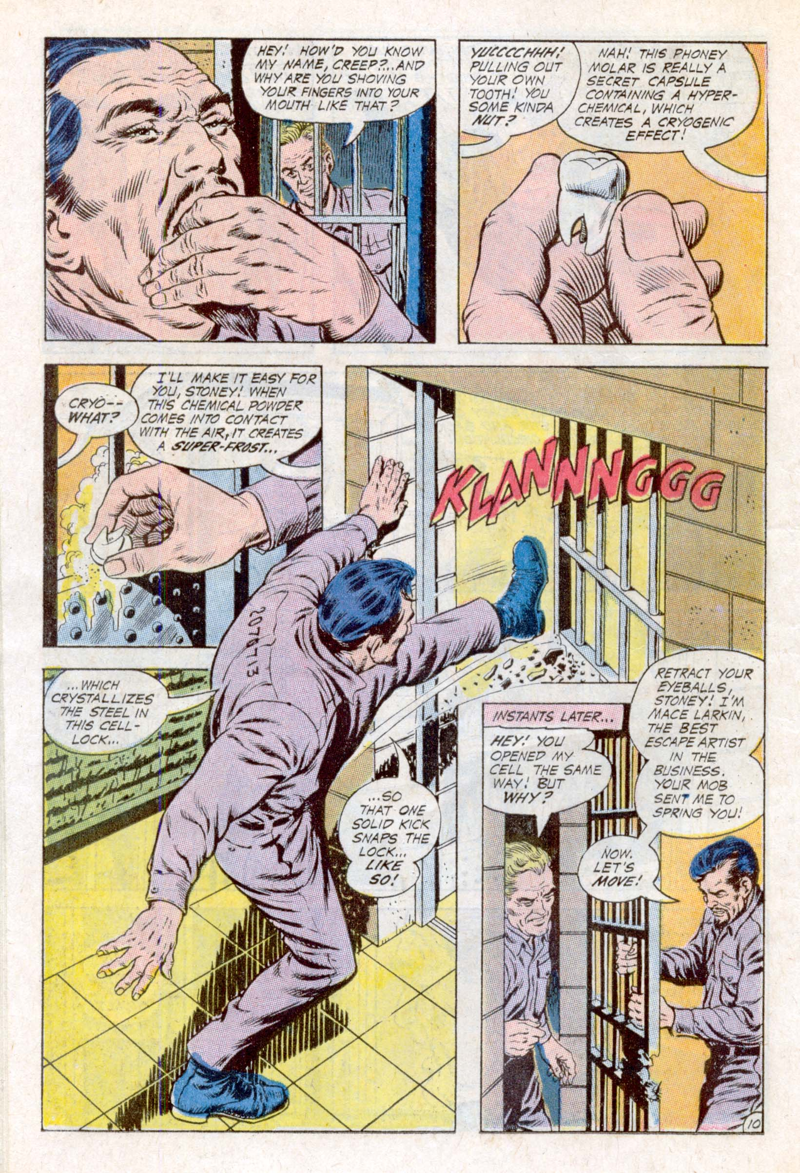 Read online Action Comics (1938) comic -  Issue #393 - 15