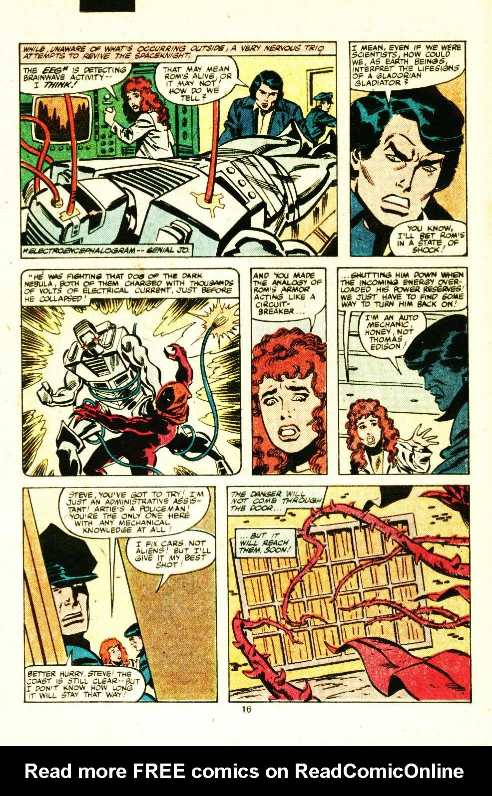 Comic ROM (1979) issue 11
