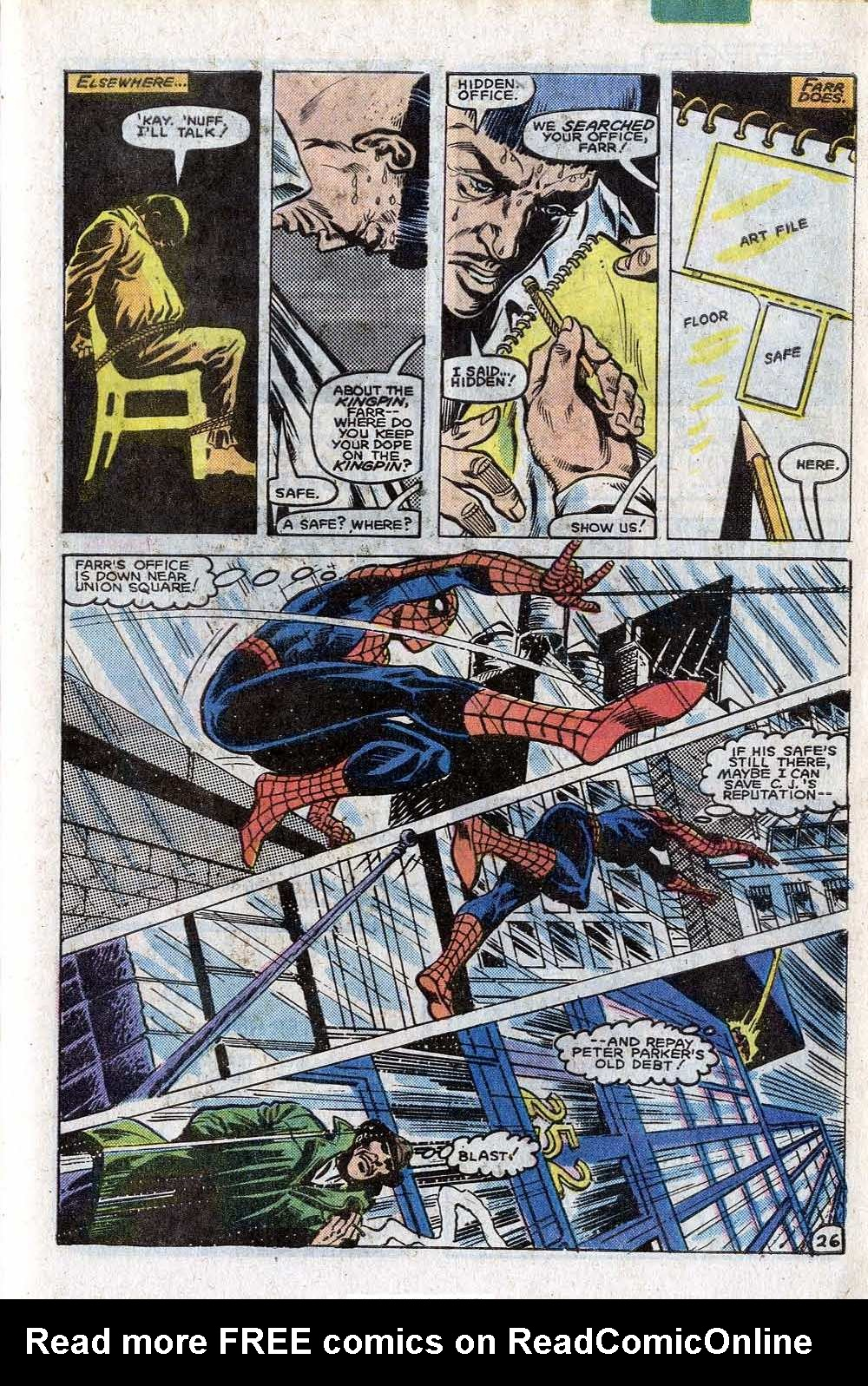 The Amazing Spider-Man (1963) _Annual_17 Page 32