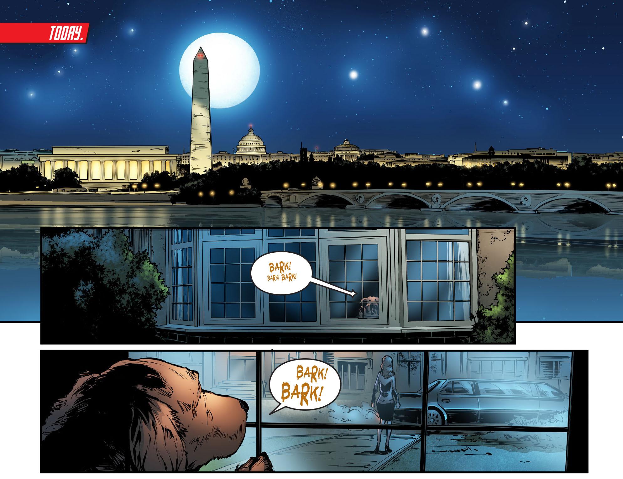 Read online Smallville: Season 11 comic -  Issue #56 - 9