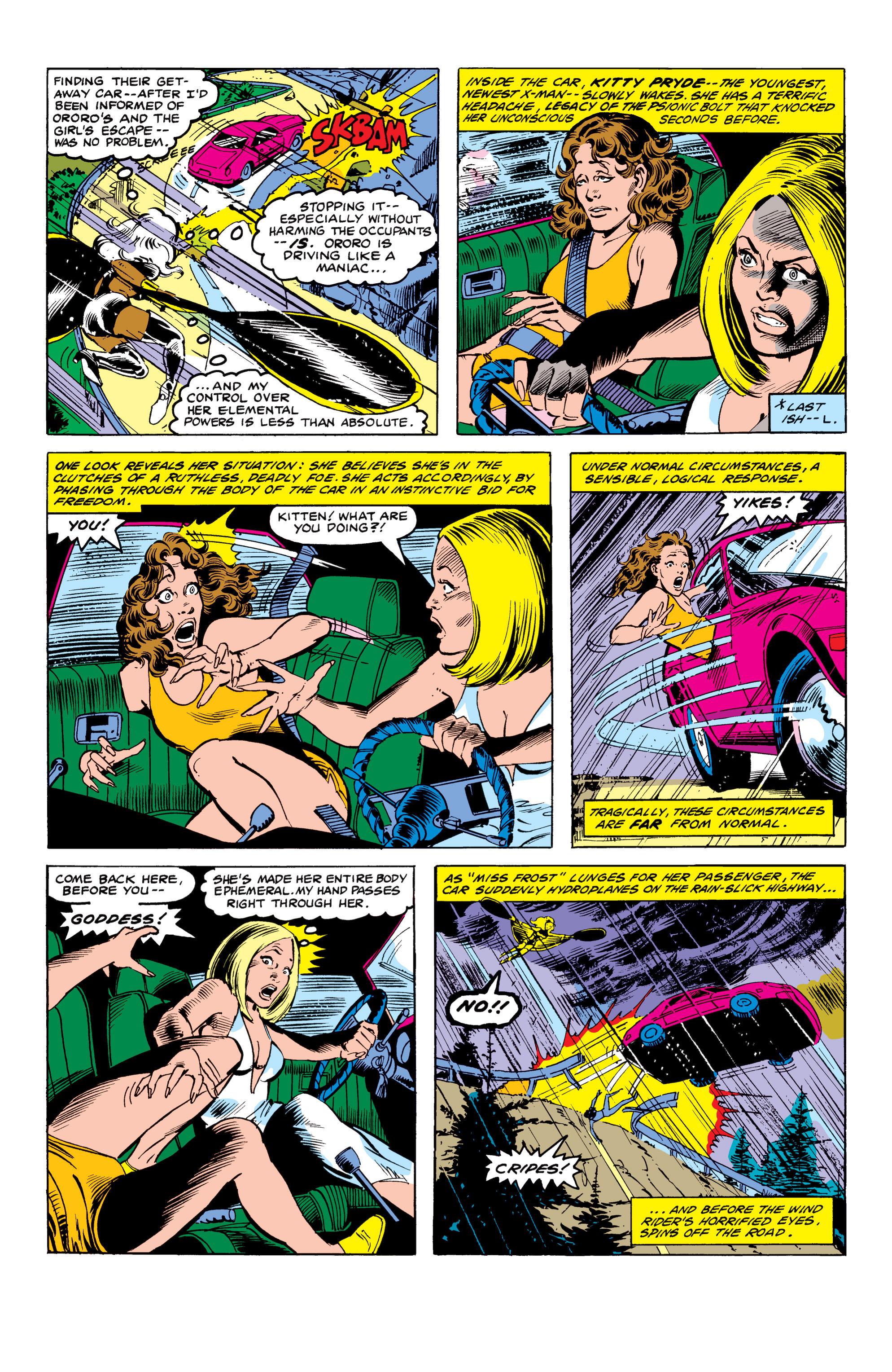 Read online Uncanny X-Men (1963) comic -  Issue #152 - 3