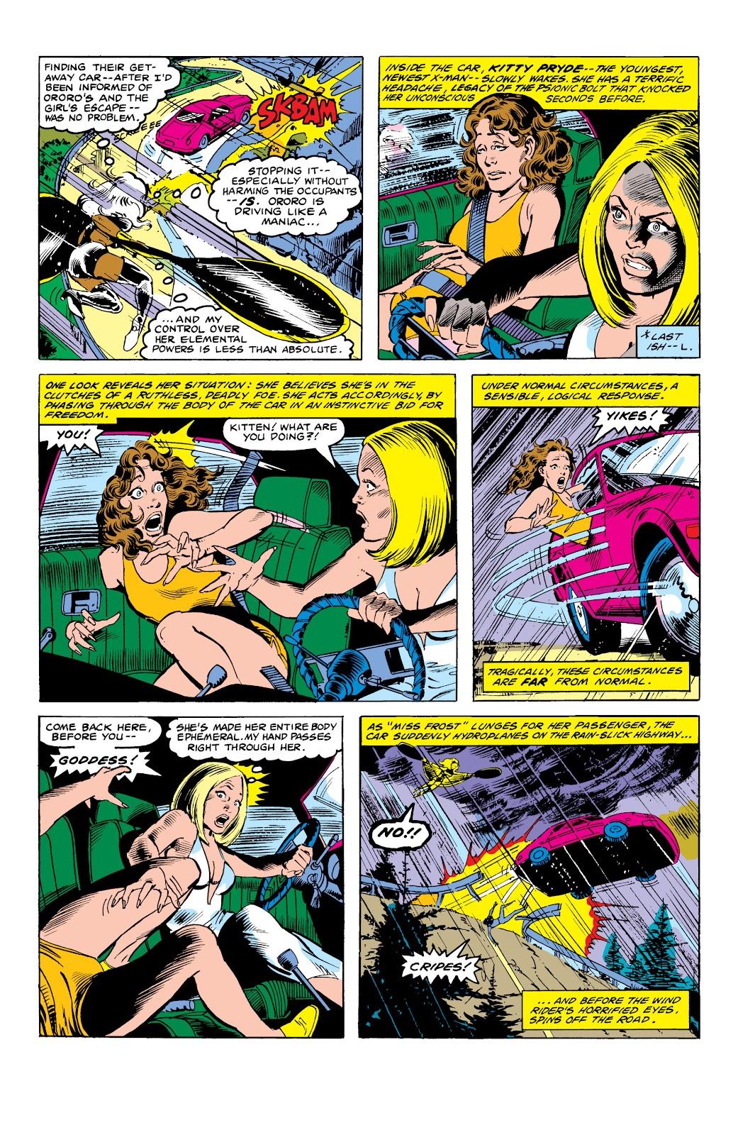 Uncanny X-Men (1963) issue 152 - Page 3