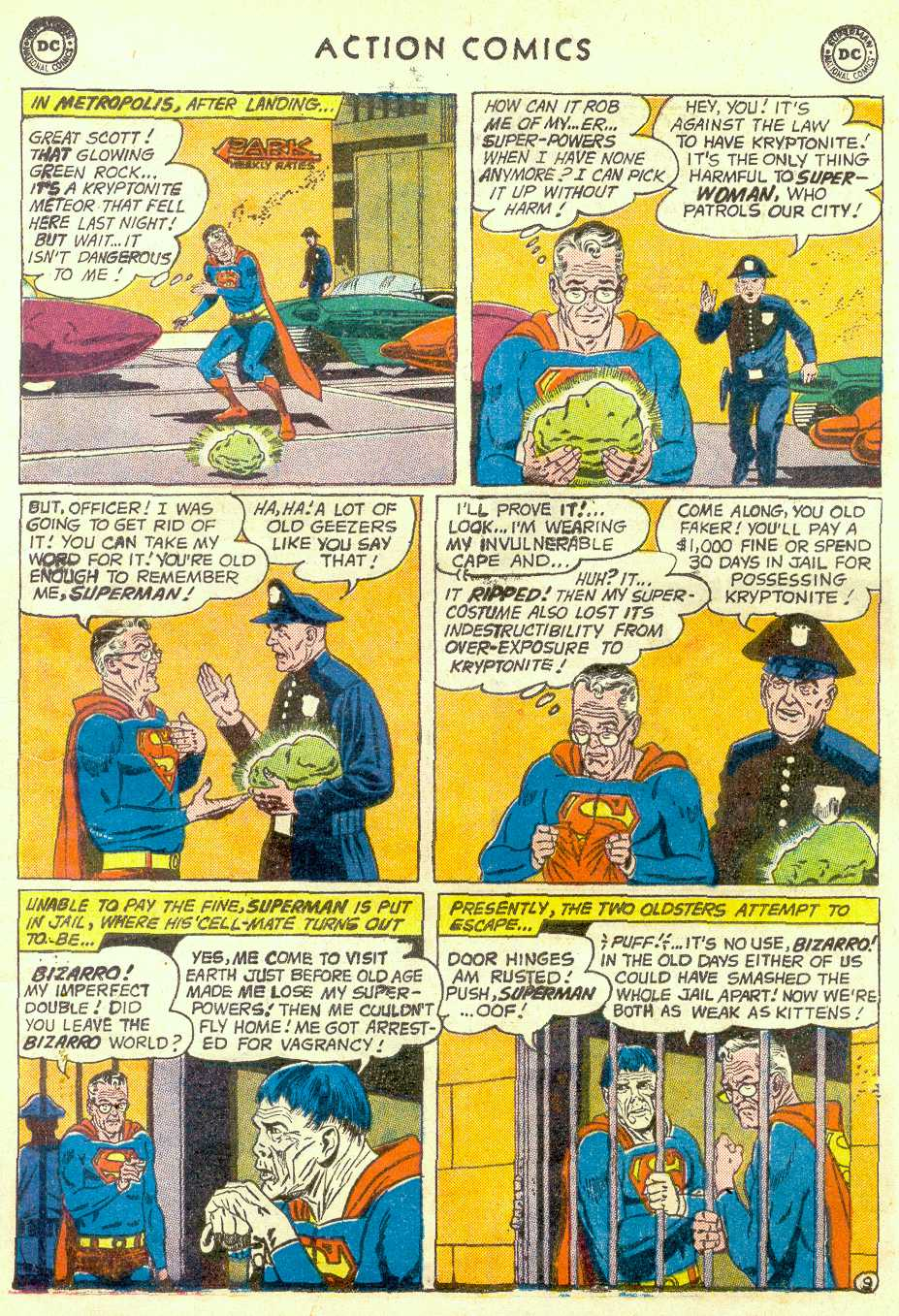 Action Comics (1938) 270 Page 10