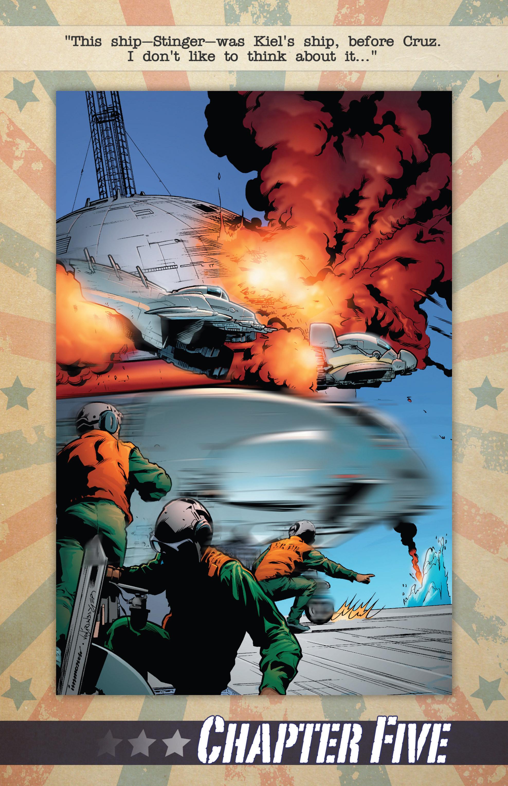 Read online Shockrockets comic -  Issue # TPB - 101