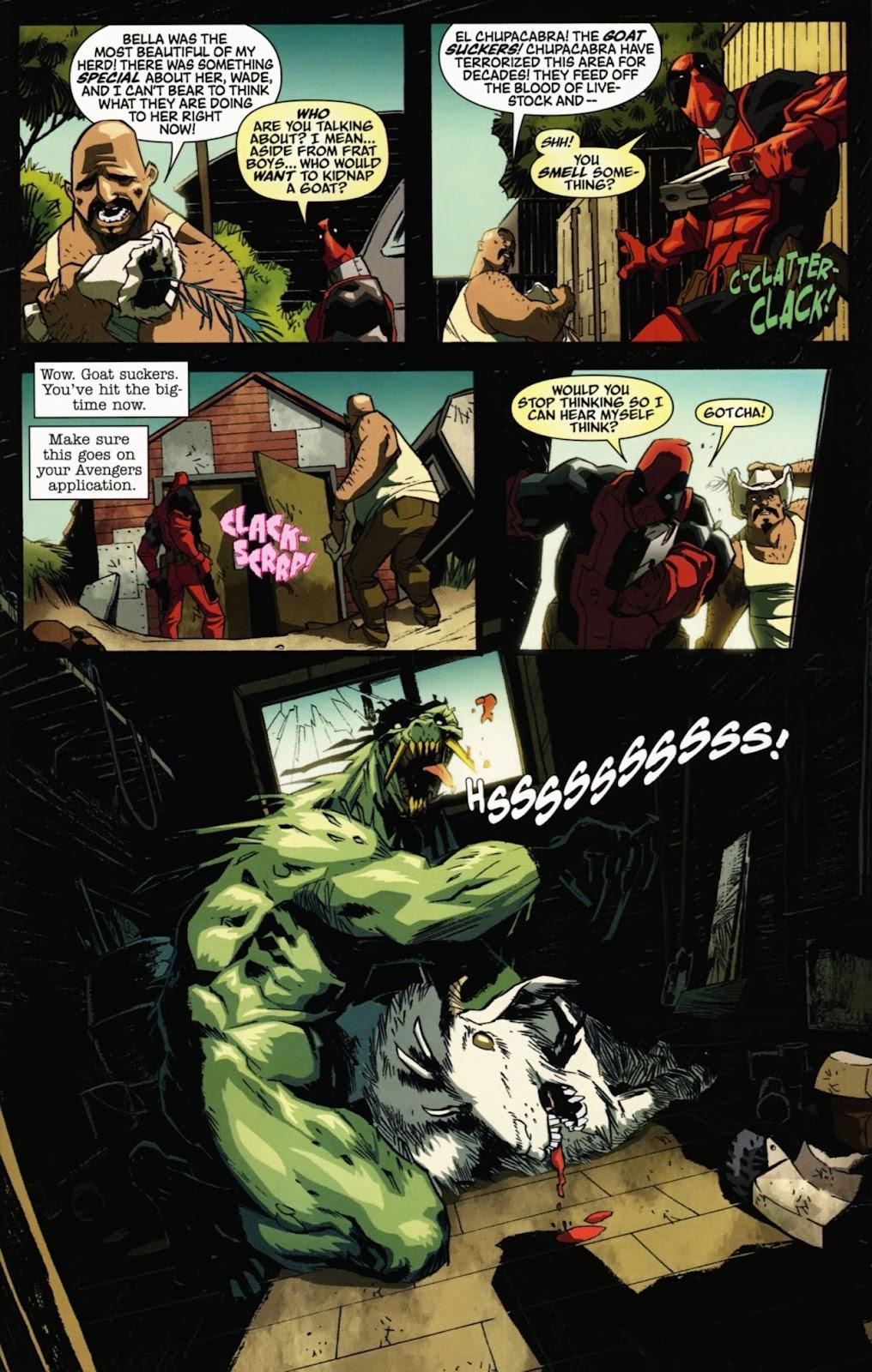 Read online Deadpool (2008) comic -  Issue #1000 - 61