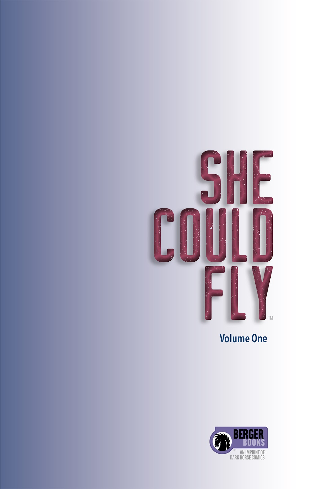 Read online She Could Fly comic -  Issue # _TPB - 3