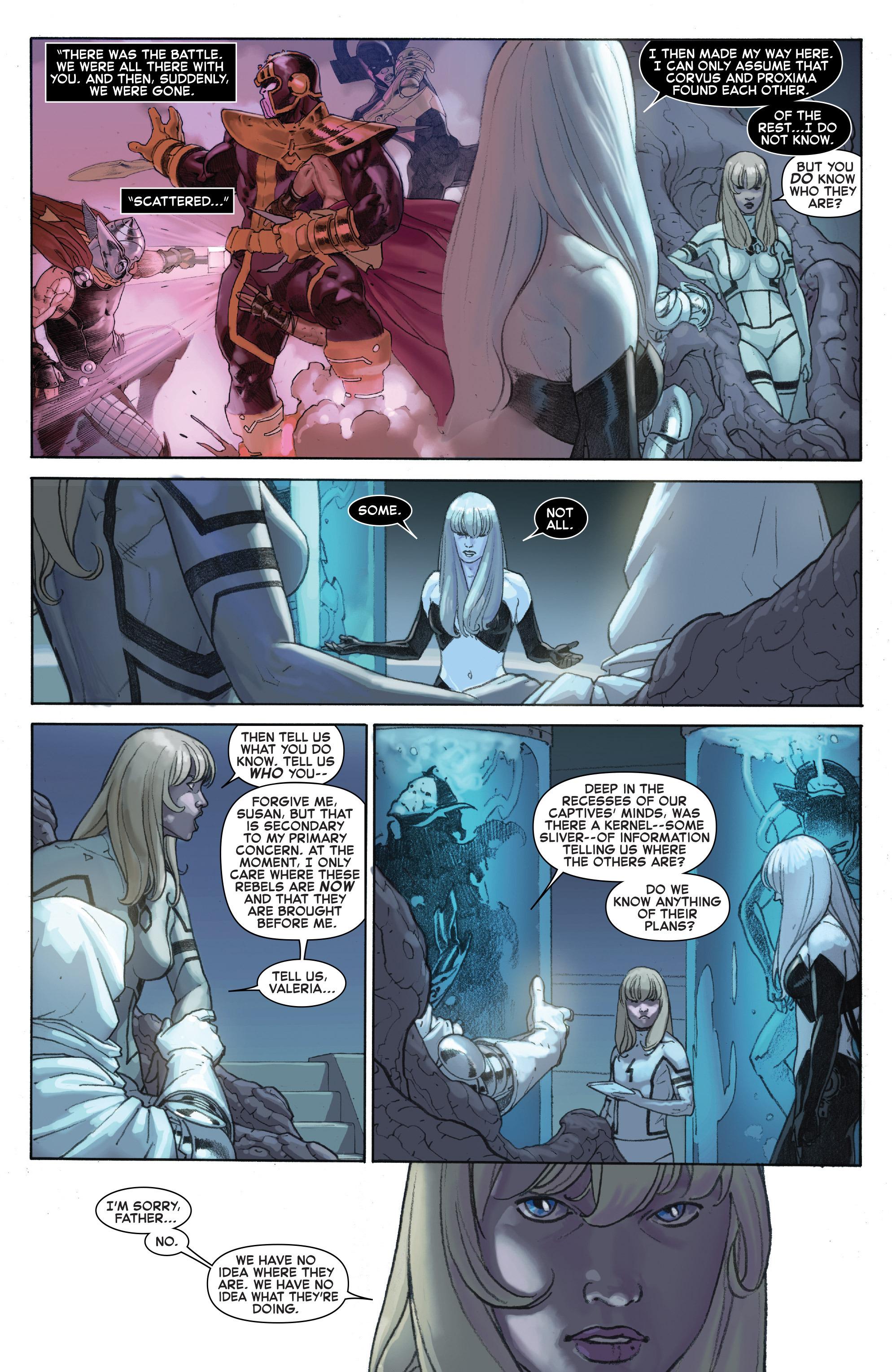 Read online Secret Wars comic -  Issue #6 - 5