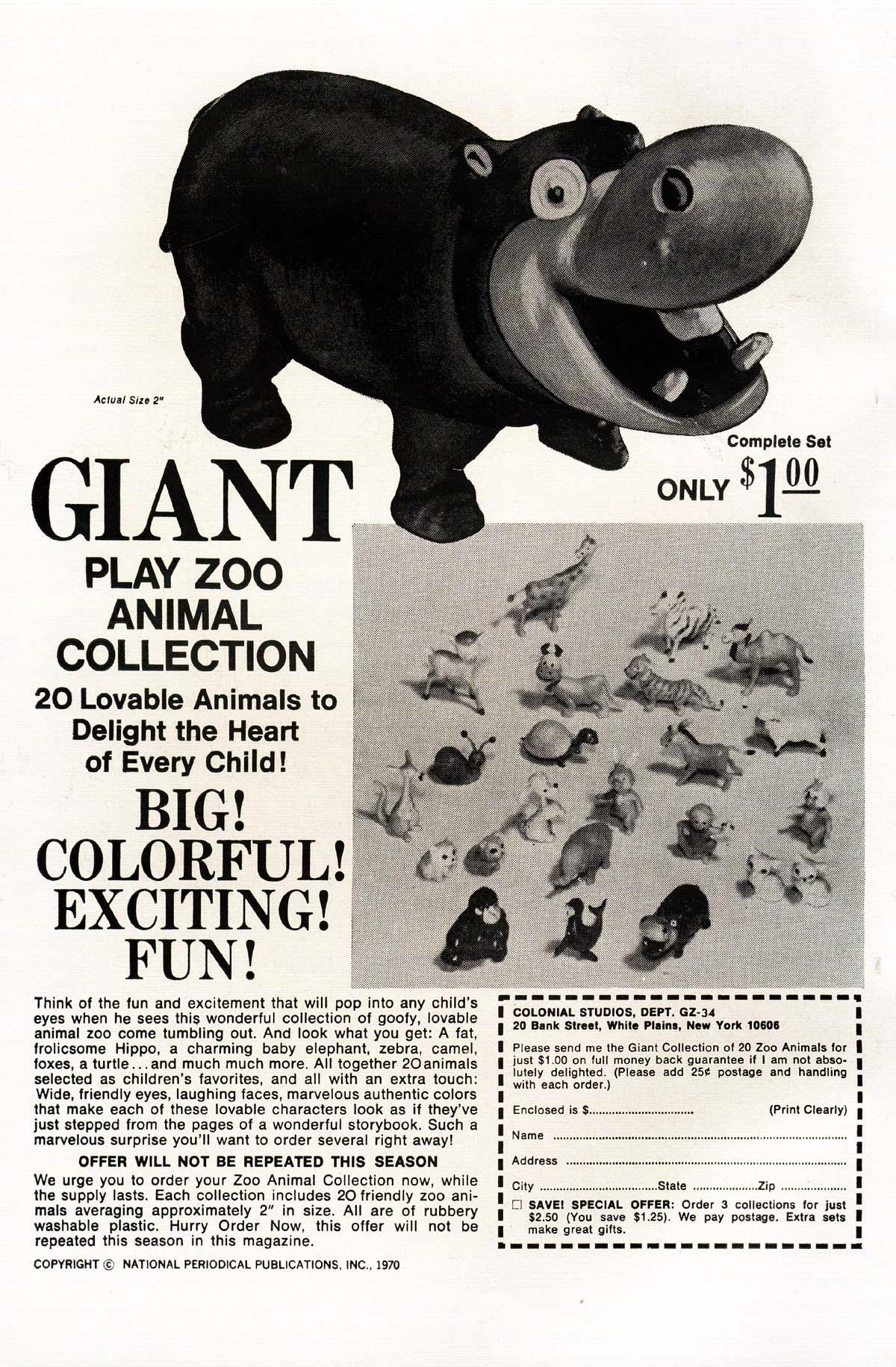 Read online Adventure Comics (1938) comic -  Issue #393 - 2