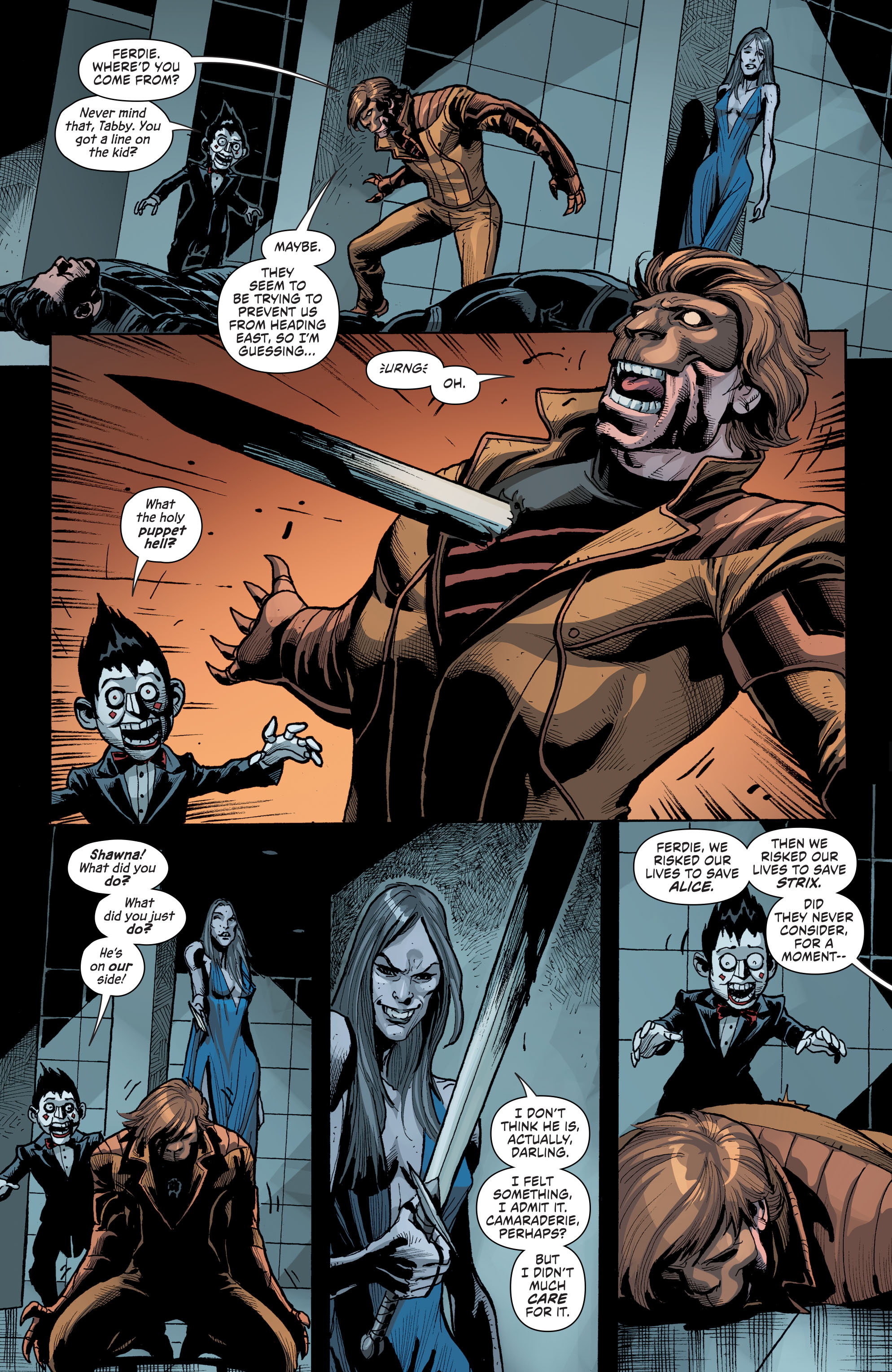 Read online Secret Six (2015) comic -  Issue #14 - 16