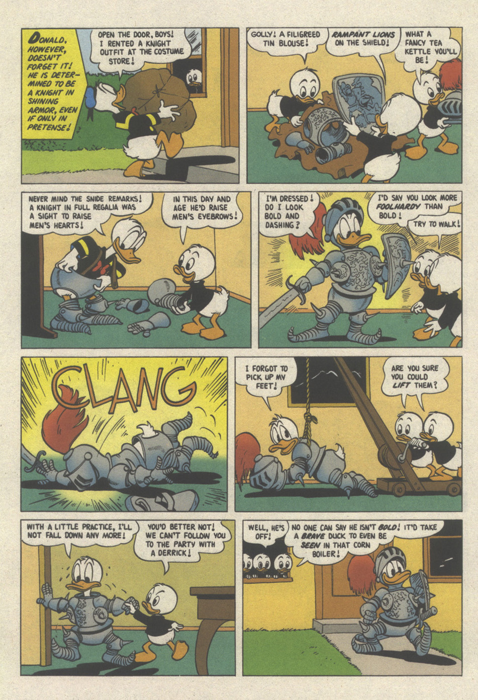 Walt Disney's Donald Duck (1986) issue 298 - Page 5