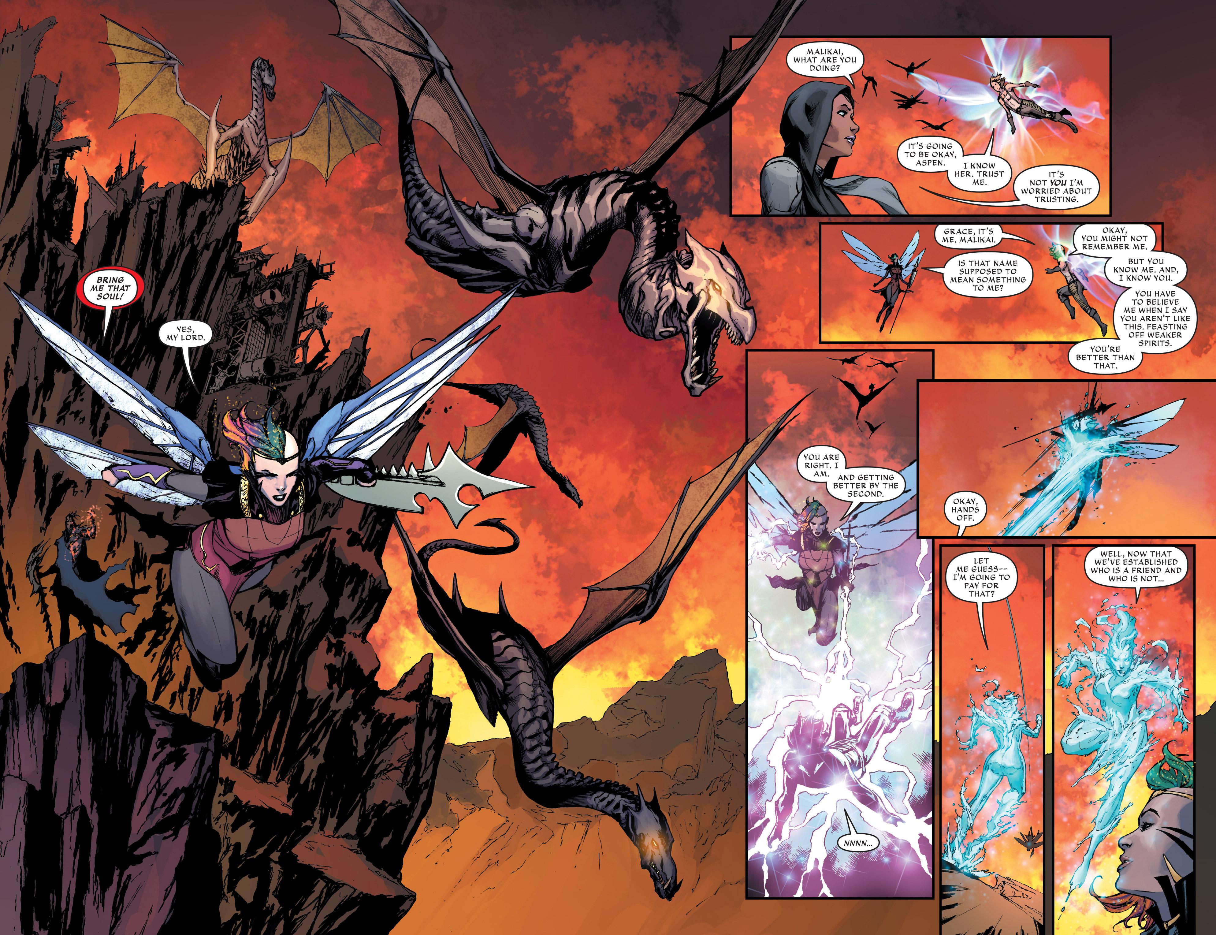 Read online Aspen Universe: Revelations comic -  Issue #2 - 6