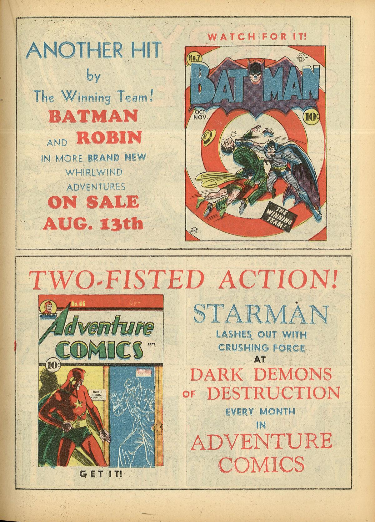 Read online Detective Comics (1937) comic -  Issue #55 - 29