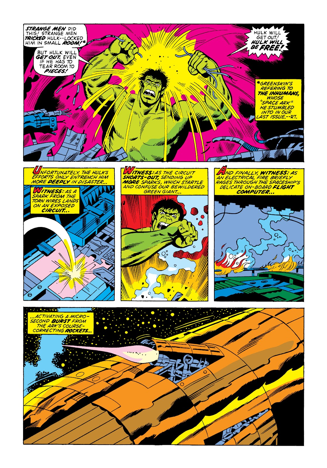 Read online Marvel Masterworks: The Incredible Hulk comic -  Issue # TPB 10 (Part 2) - 10