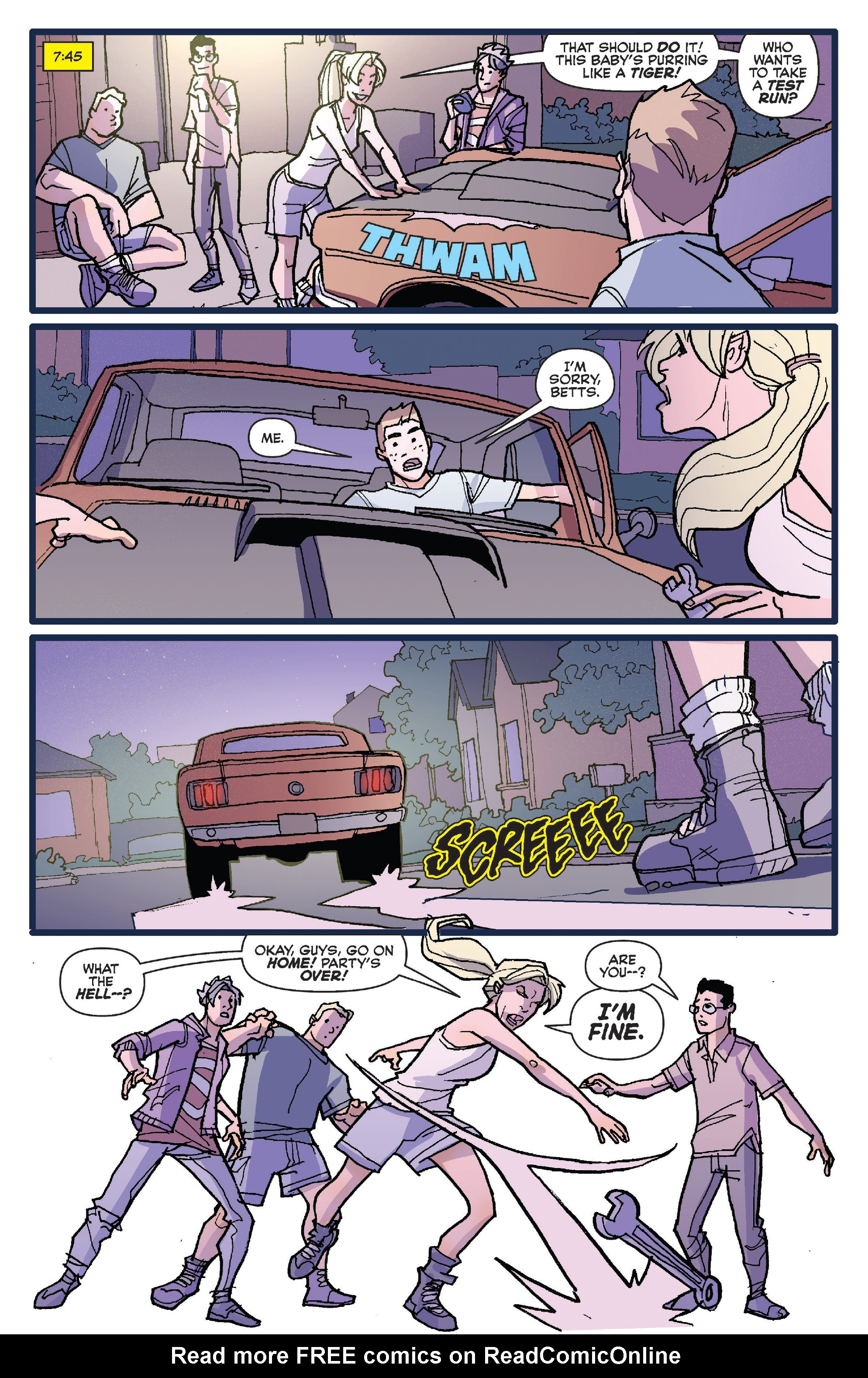 Read online Archie (2015) comic -  Issue #20 - 14