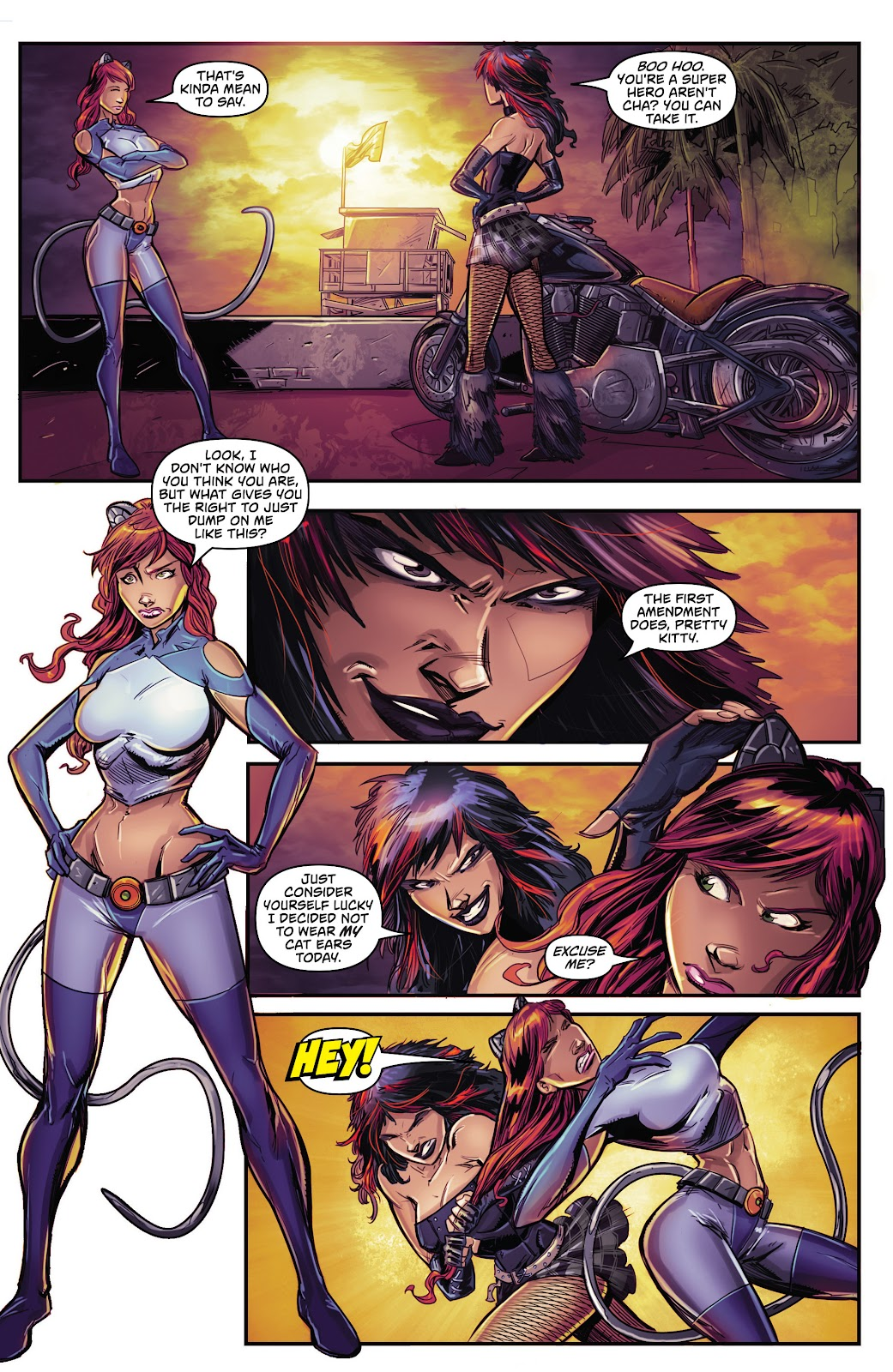 Read online Critter (2015) comic -  Issue #2 - 20