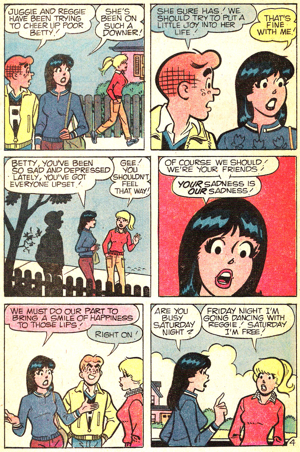 Read online Archie's Girls Betty and Veronica comic -  Issue #311 - 31