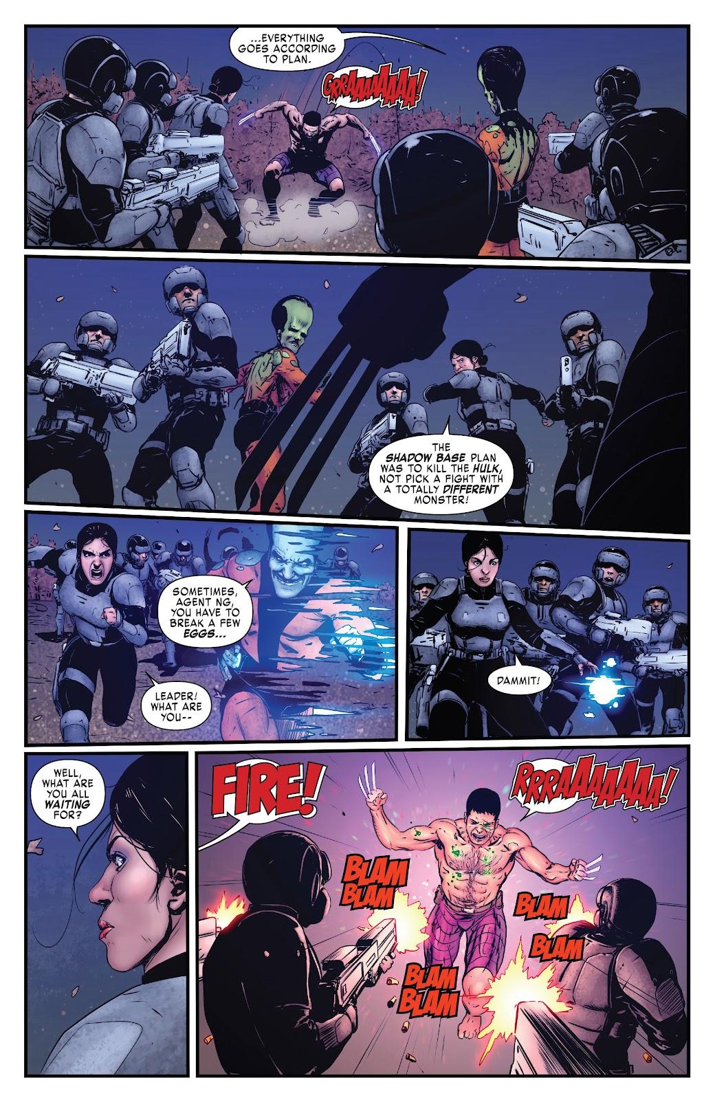 Read online Hulkverines comic -  Issue #2 - 11