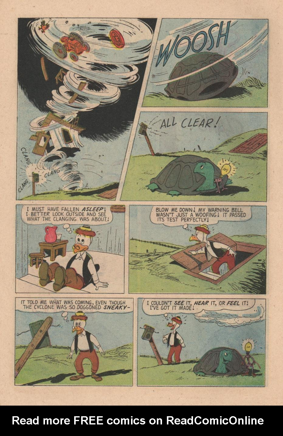 Read online Uncle Scrooge (1953) comic -  Issue #24 - 26