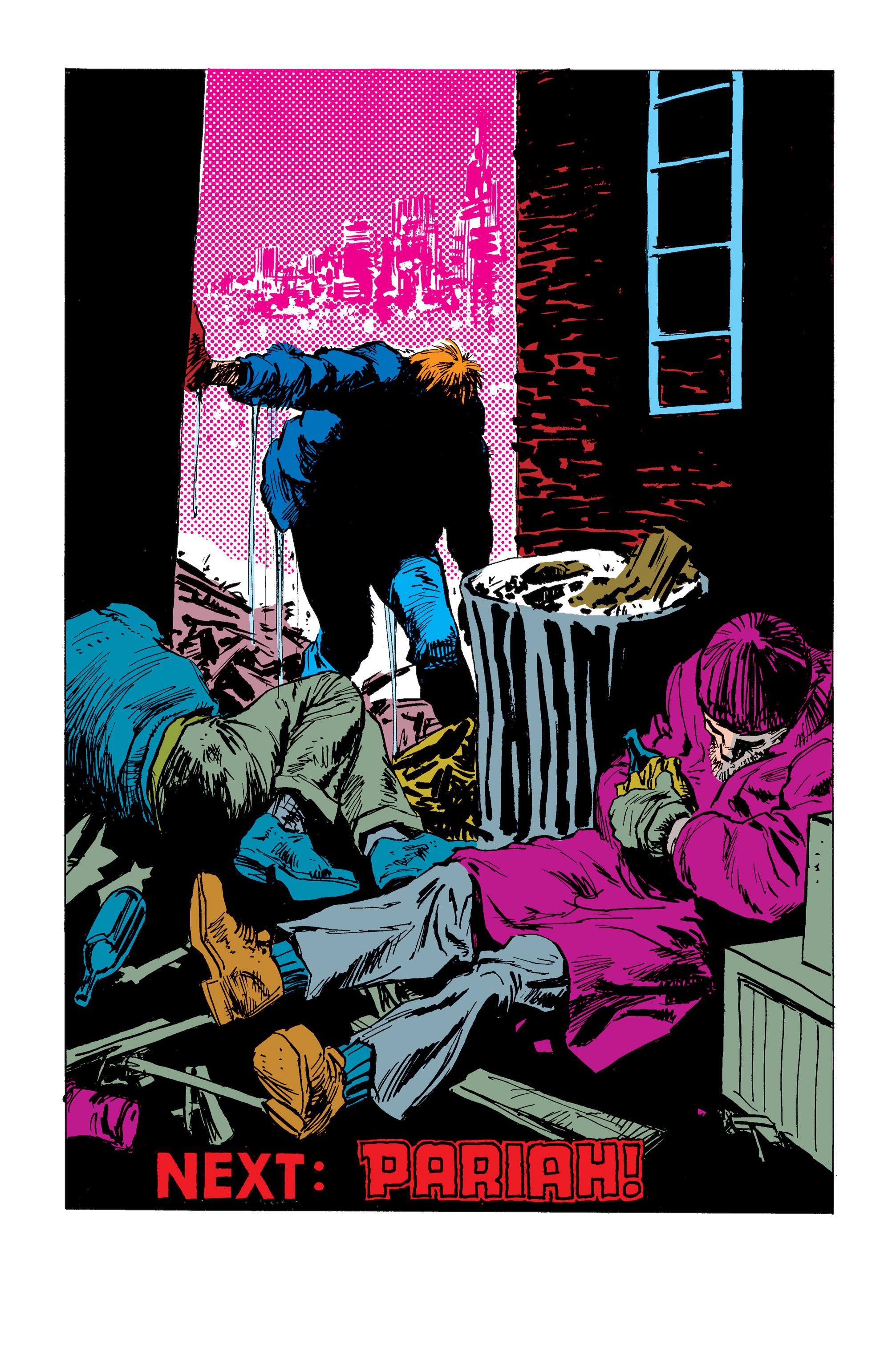 Read online Daredevil: Born Again comic -  Issue # Full - 75