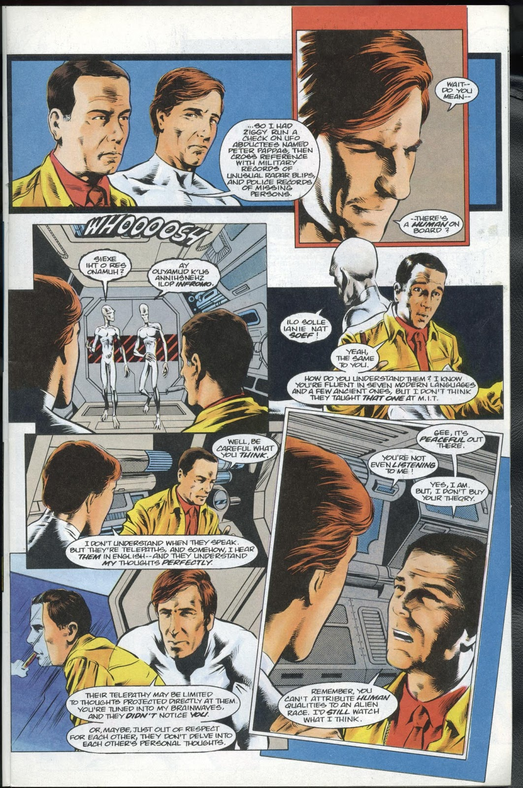 Read online Quantum Leap comic -  Issue #13 - 31